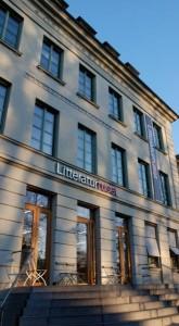 Litteraturhuset i Oslo - reddes af Fremskrittspartiet