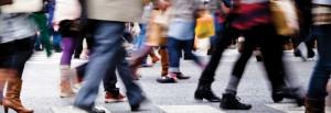 Fodgængere tæller i konkurrencen, siger rapport fra Smarth Growth America.