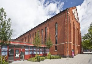 Landsarkivets ældste bygning er tegnet af Martin Nyrup.