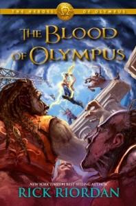 63.219 stemmer blev afgivet på Goodreads-favoritten The Blood Of Olympus.