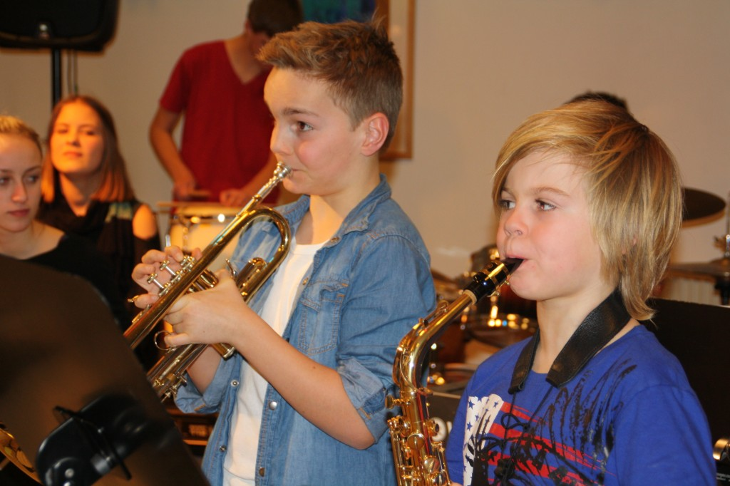 Fra Faxe Musikskole. DAMUSA.