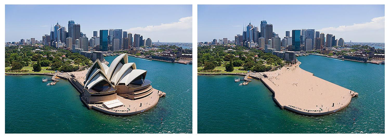 Sydney uden Utzon.