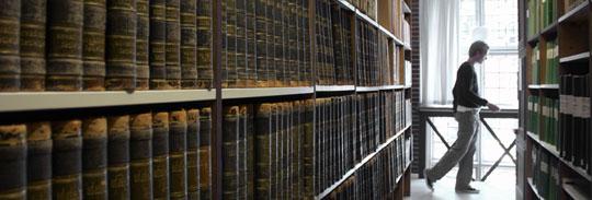 Stadsarkivets læsesal vil fortsat kunne findes på Københavns Rådhus.