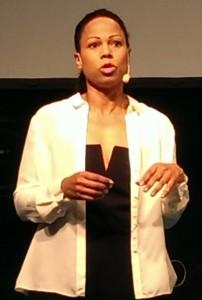 Kultur- og demokratiminister Alice Bah Kuhnke.
