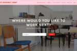 Artist Residency Swap homepage